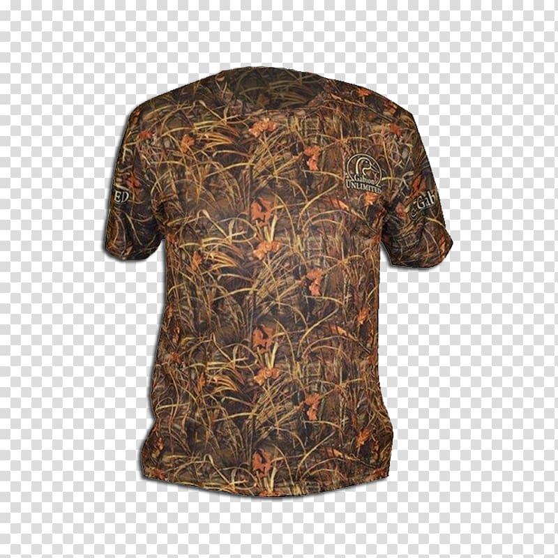 Paper Mossy Oak Camouflage Scrapbooking, woman shirt.