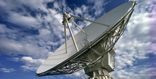 Free TV Satellite Dish Digital Receiver Technology System.