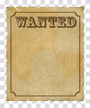 Most Wanted transparent background PNG cliparts free.