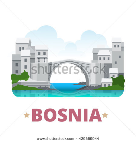 Mostar Stock Photos, Royalty.