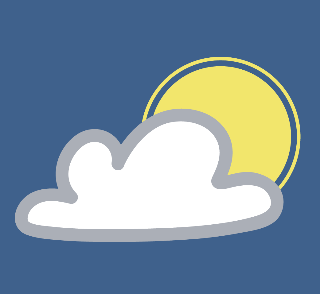Today's forecast: Mostly cloudy with a high near 45 « All WNY News.