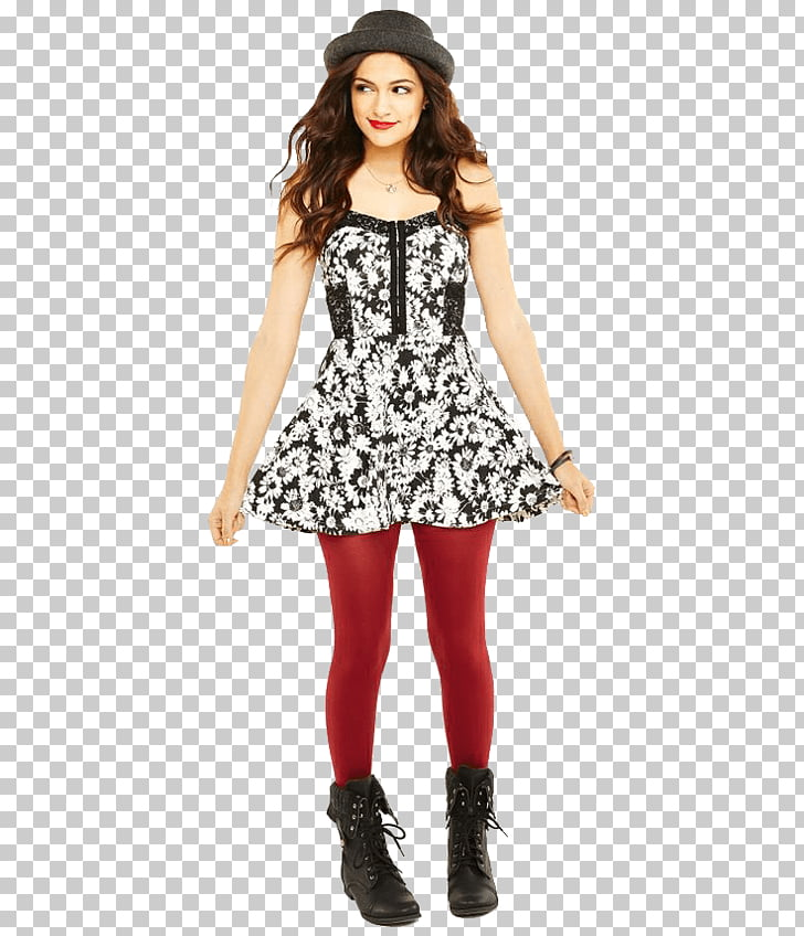 Bethany Mota Standing, woman standing while smiling PNG.