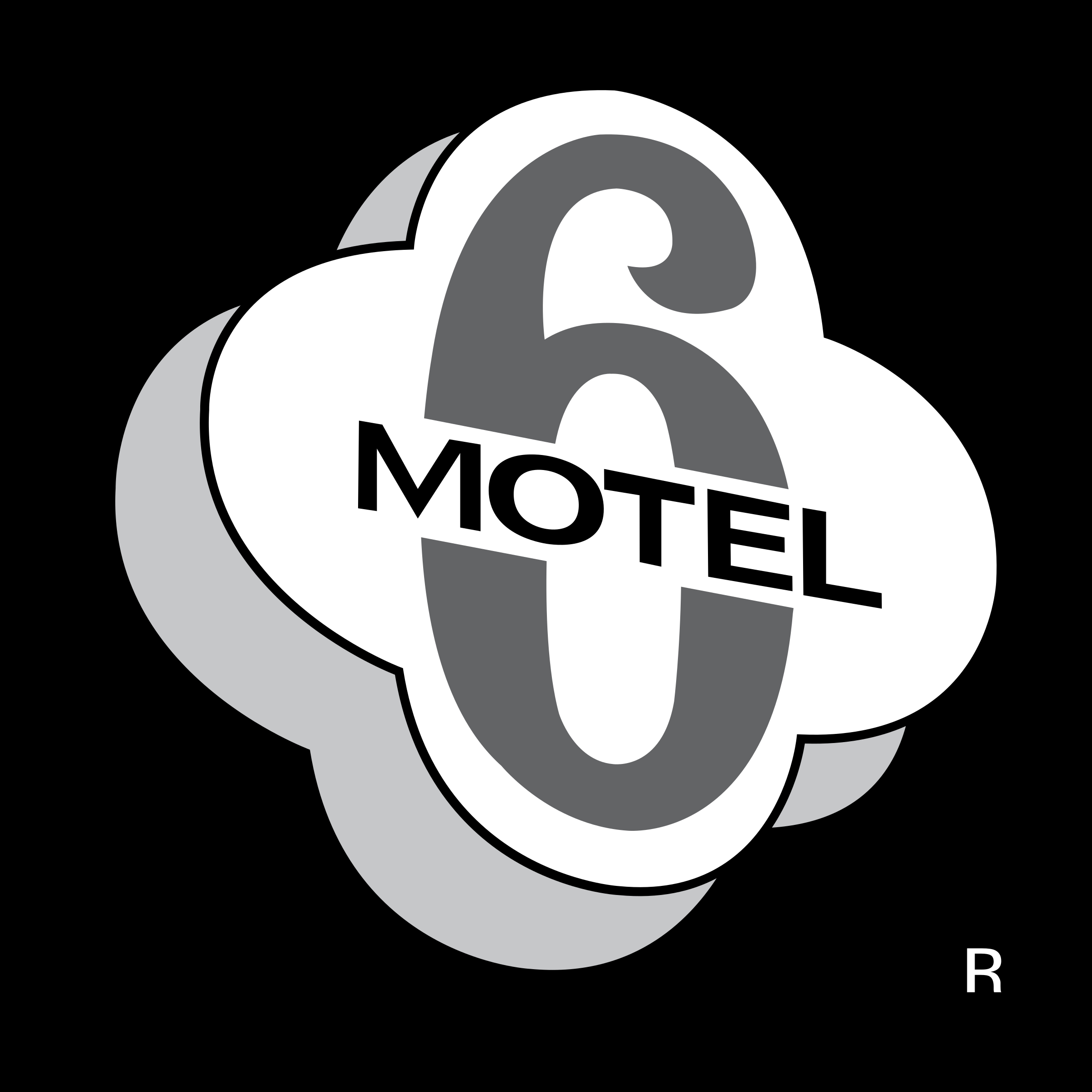 Motel 6 Logo PNG Transparent & SVG Vector.
