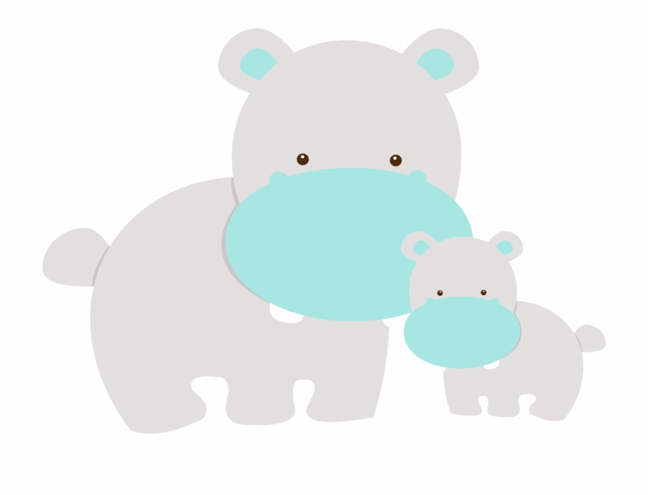 Mom And Baby Animals Clipart Png.