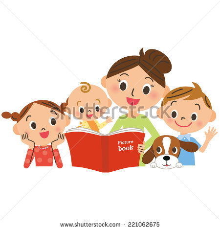 Children Story Stock Images, Royalty.