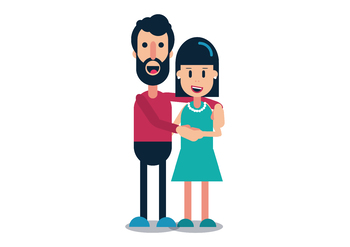 Mother And Father Clipart.