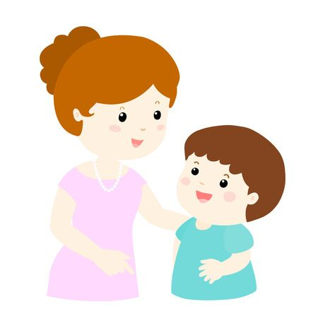 40,588 Mother And Son Stock Illustrations, Cliparts And.