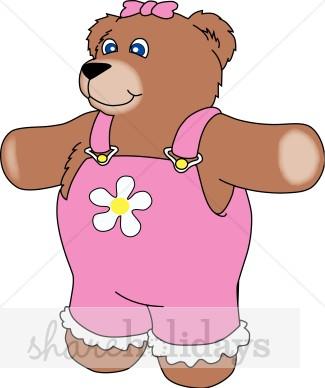 Mother Bear Clipart.