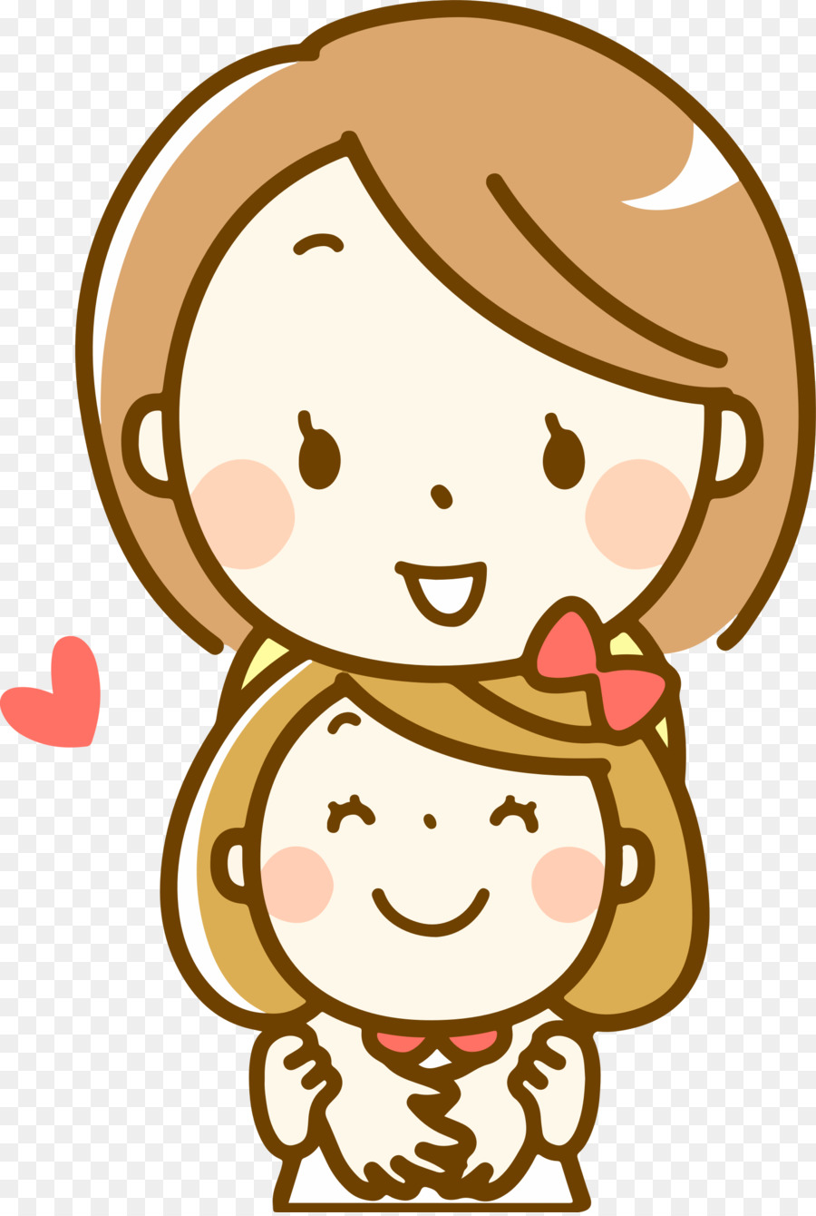 Mother Cartoon clipart.
