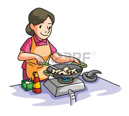 Download High Quality cooking clipart mother Transparent PNG.