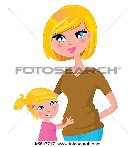 Mommy daughter Clip Art and Illustration. 461 mommy daughter.