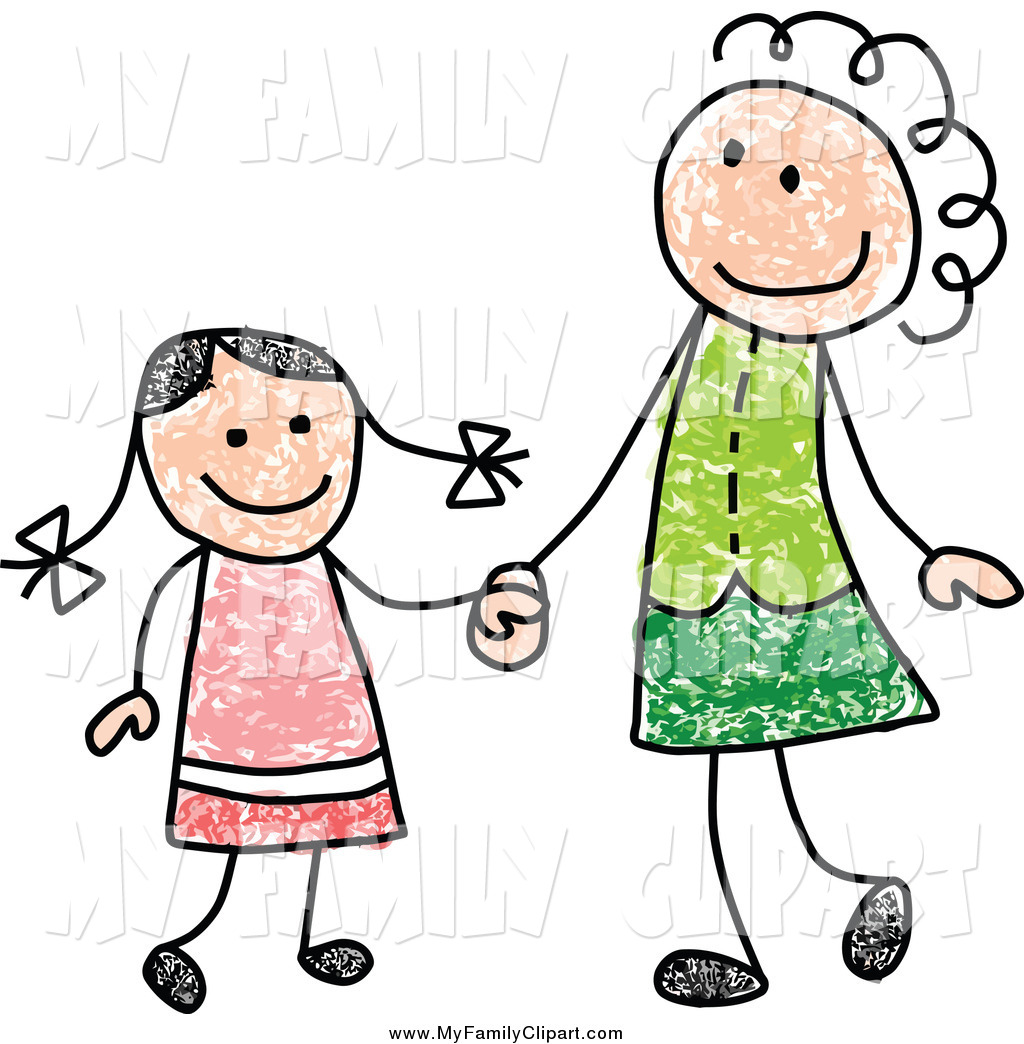 Mother Daughter Clipart 20 Free Cliparts