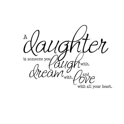 Quotes About Moms And Daughters Simple Mother Daughter Saying Clipart  Clipground