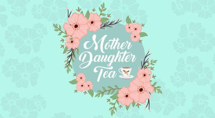 Mother Daughter Tea, Daytona Beach FL.
