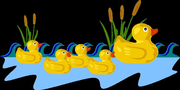 All Cliparts: Ducks Clipart.