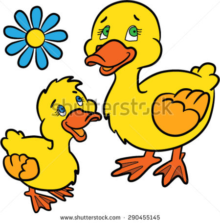 Mother Duck Stock Photos, Royalty.
