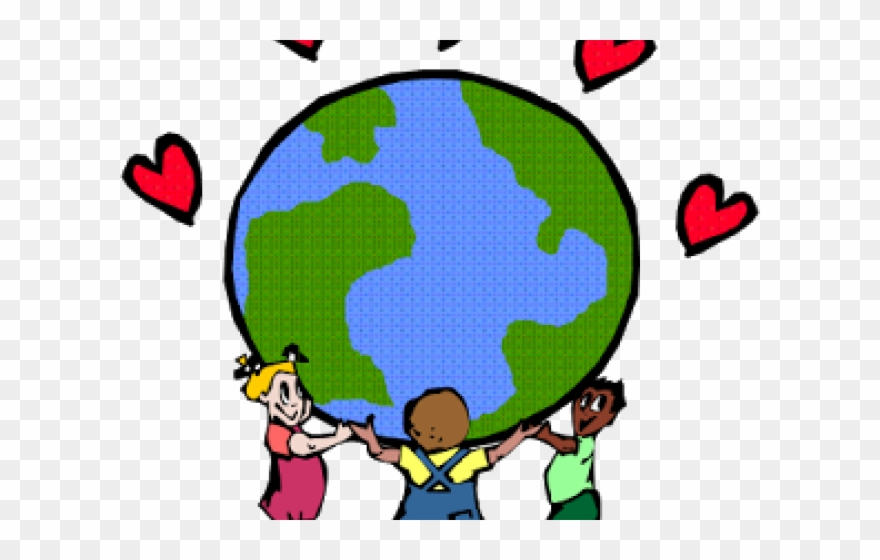 Earth Day Clipart Teacher Hug.