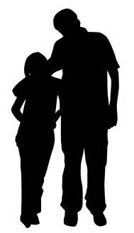 Similiar Father Daughter Silhouette Art Keywords.