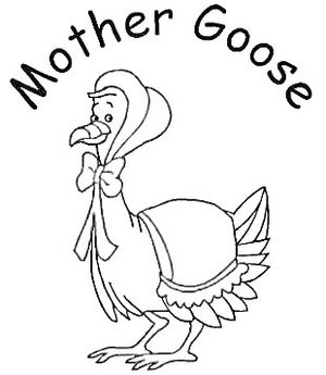 Mother Goose Clipart & Mother Goose Clip Art Images.