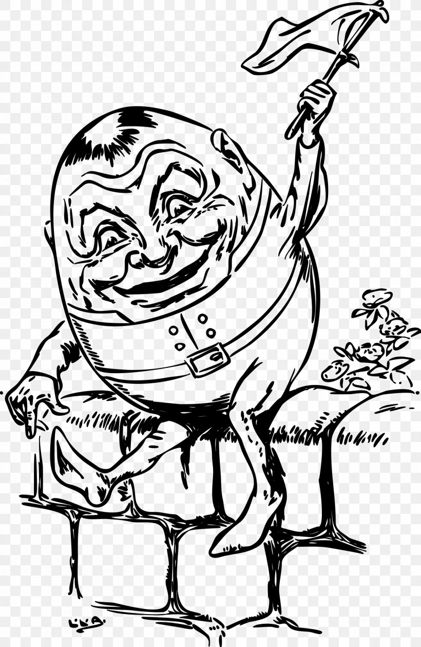 Humpty Dumpty Mother Goose Nursery Rhyme Clip Art, PNG.