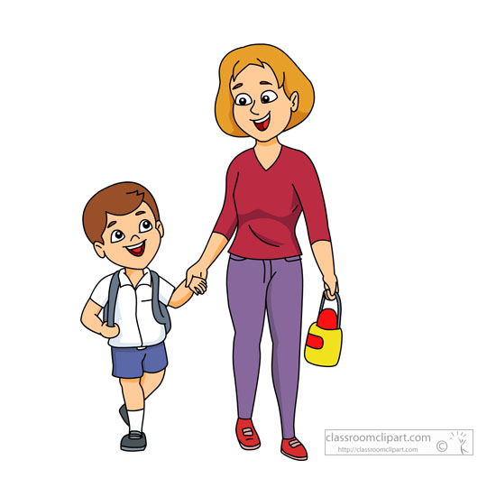 Child And Mother Clipart 20 Free Cliparts