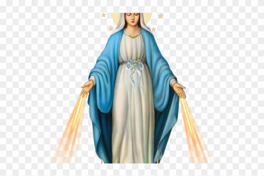 Mary, Mother Of Jesus Png Transparent Images.
