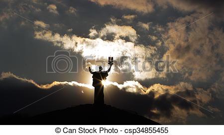 Stock Images of Mother Motherland, Cherkassy, Ukraine.