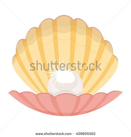 Pearl Shell Stock Images, Royalty.