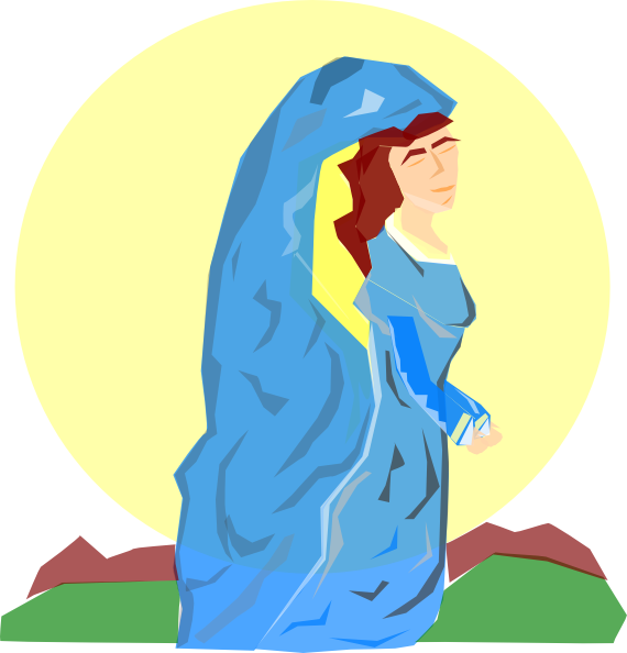 mary the mother of god clipart God Clip art clipart.