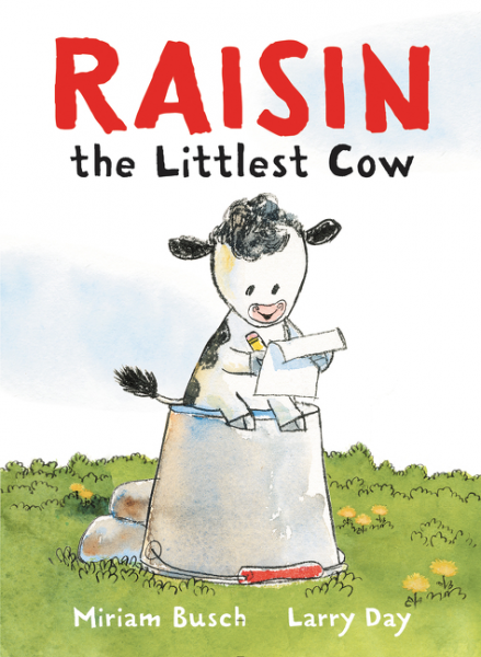 Watch. Connect. Read.: Book Trailer Premiere: Raisin, the Littlest.