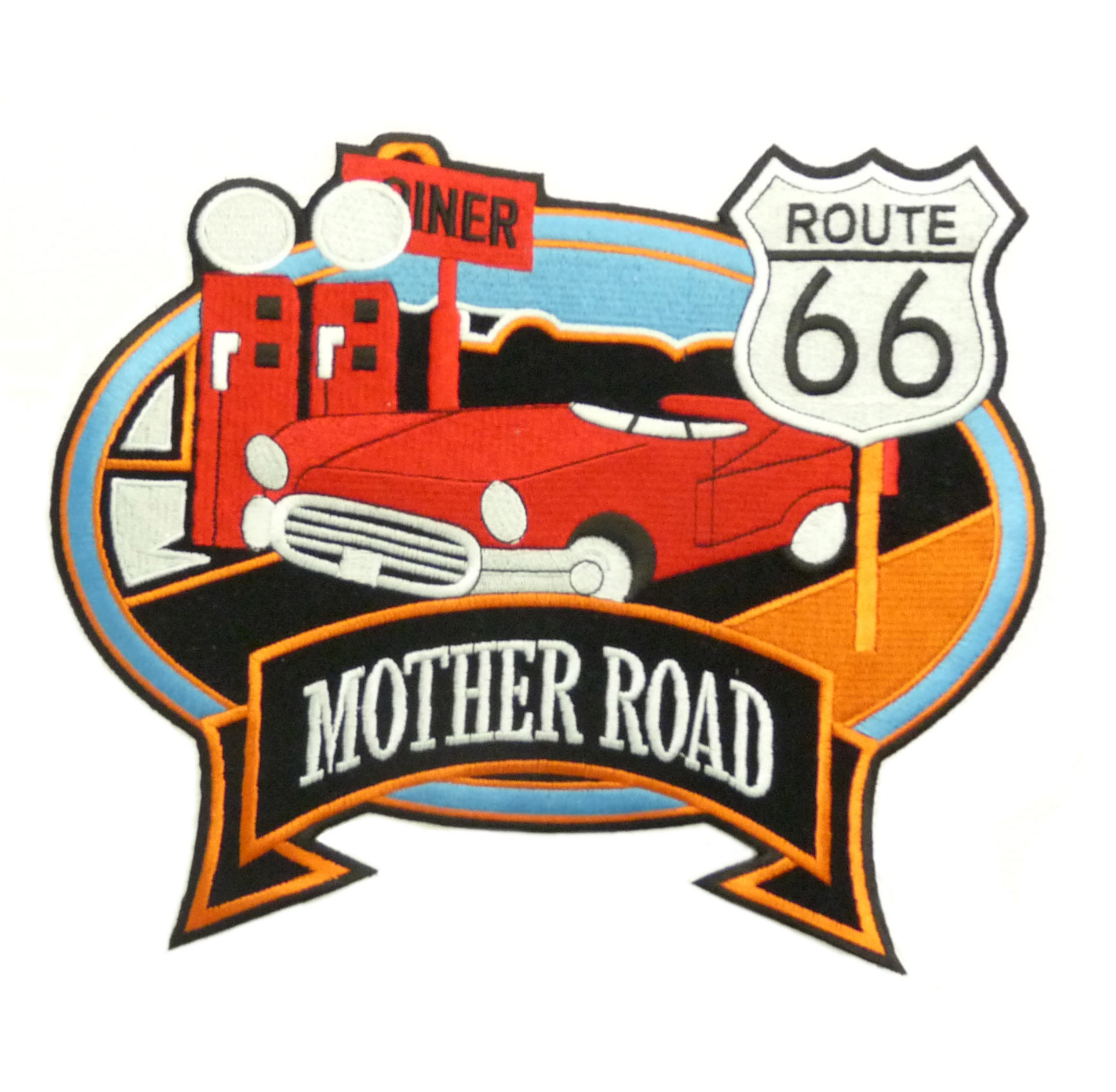 Patch big route 66.