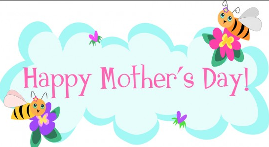 Mother\'s Day Clipart Images 2019.