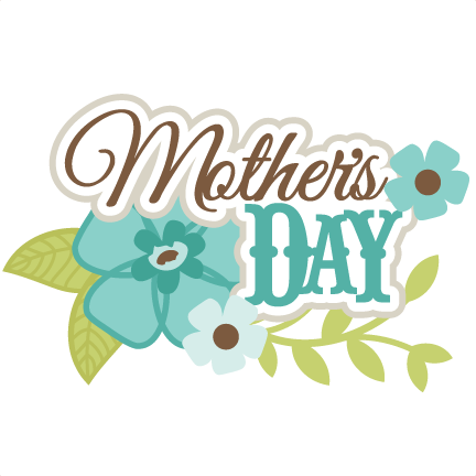 Mothers Day Clipart Transparent.
