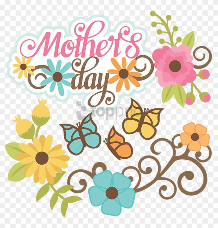 Free Png Download Mother\'s Day Svg Files For Scrapbooking.