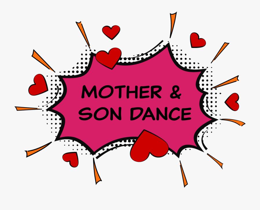 Clip Art Mother Son Dance Clipart.