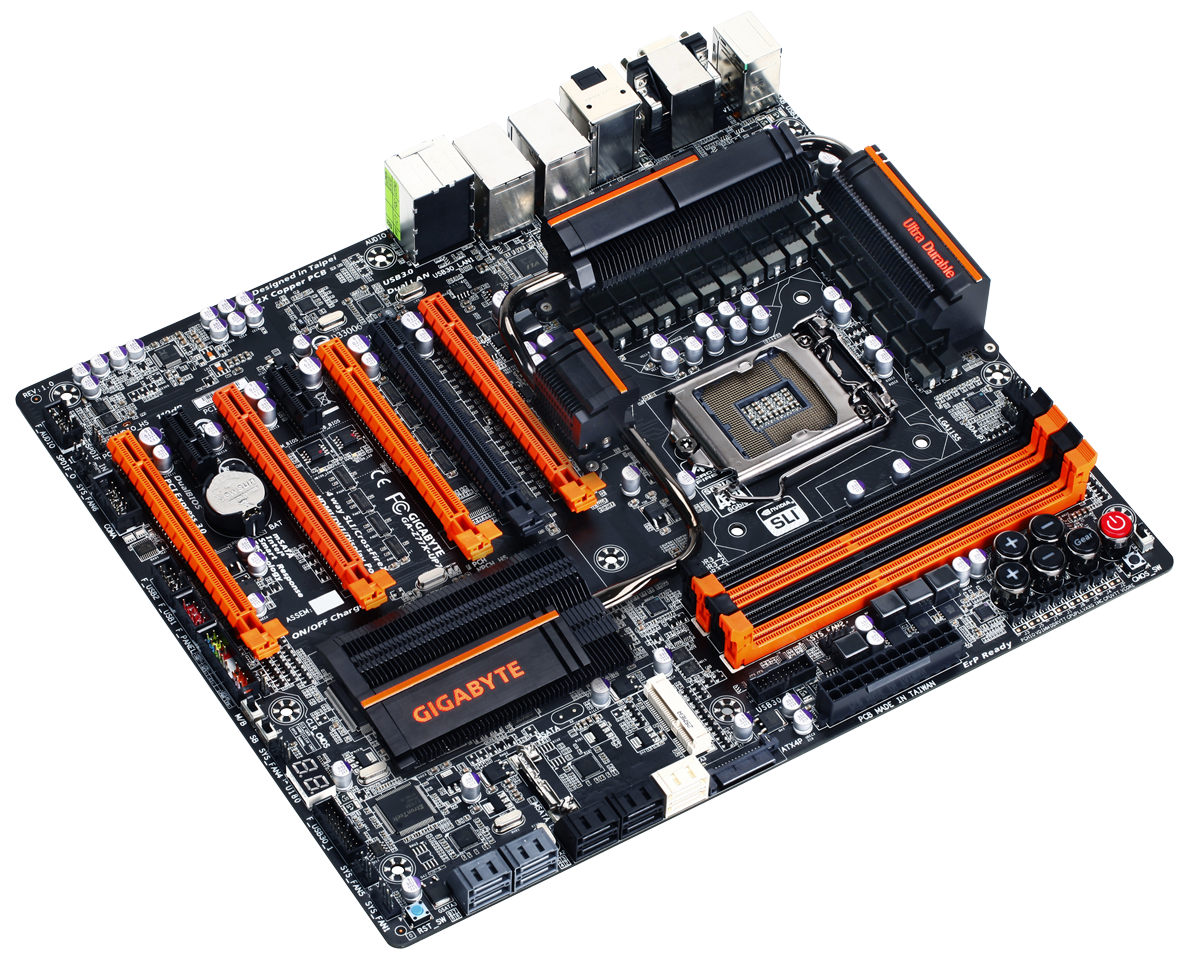 Download Motherboard PNG Pic.
