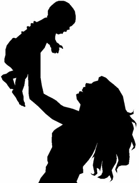 Motherhood Clipart.