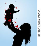 Mother love Illustrations and Clipart. 42,587 Mother love royalty.