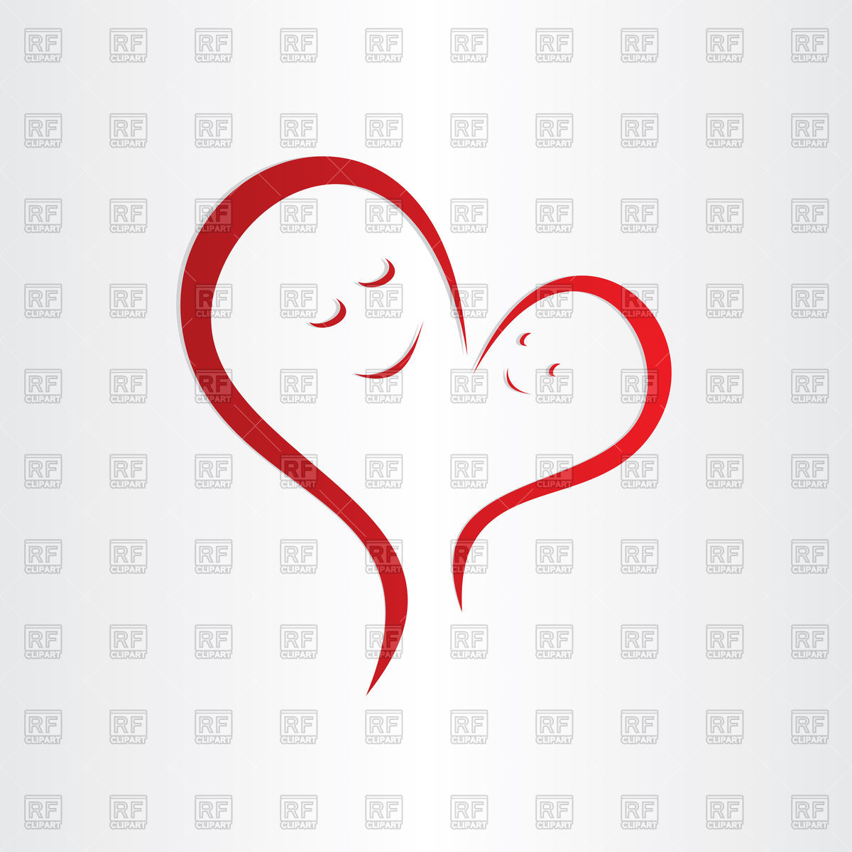 Mother S Love Clipart.
