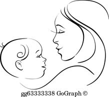 Mother Clip Art.