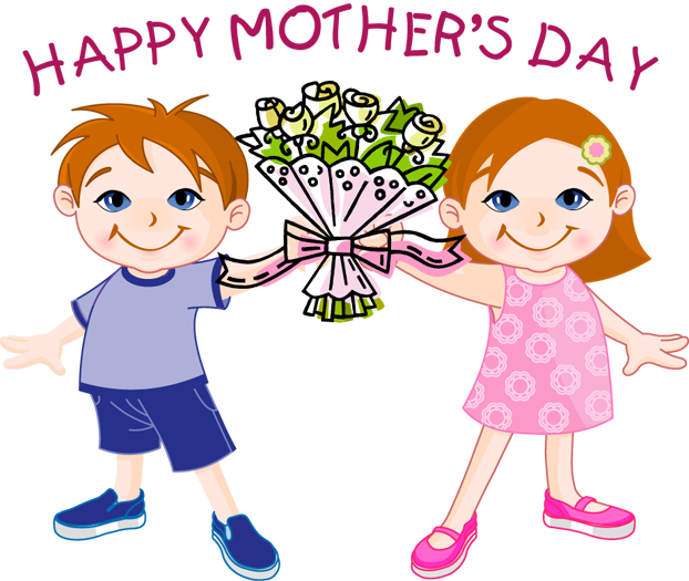 Mothers Clipart.