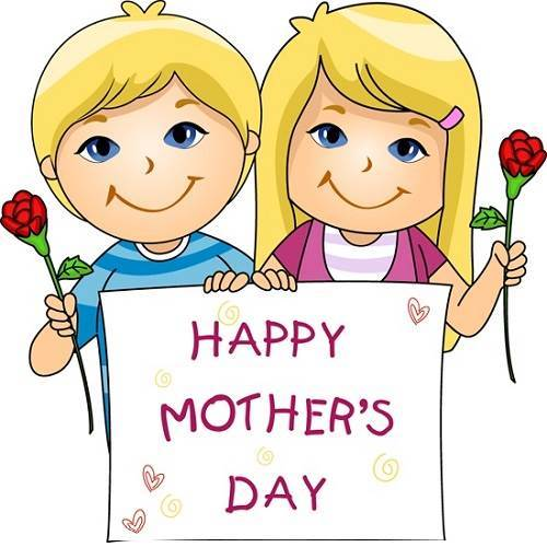 Clipart mothers day.