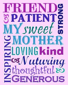 Mother's day comes part of happy mothers day bulletin border.