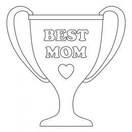 Mothers day clipart black white 2 » Clipart Portal.