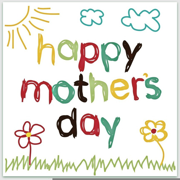 Mothers Day Clipart 2018.
