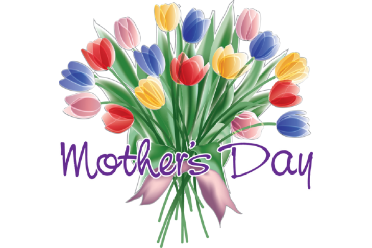 Pictures of mother day flowers clipart images gallery for.