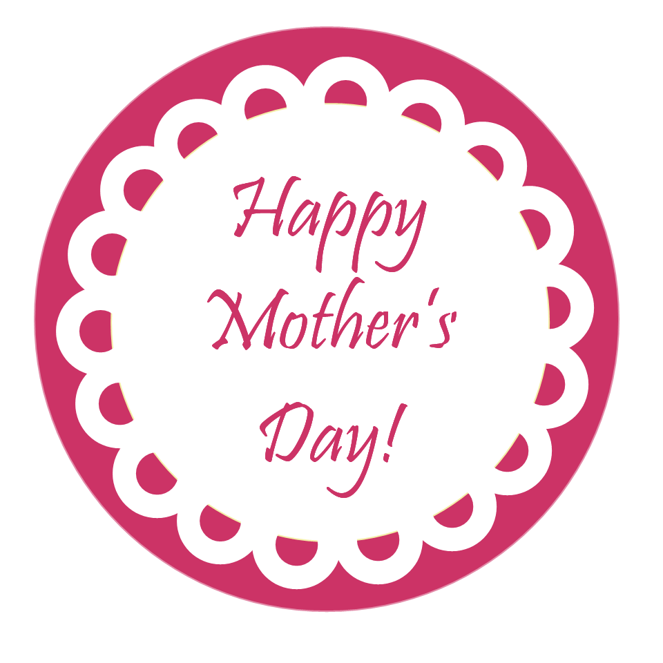 Mother's Day Clip Art.