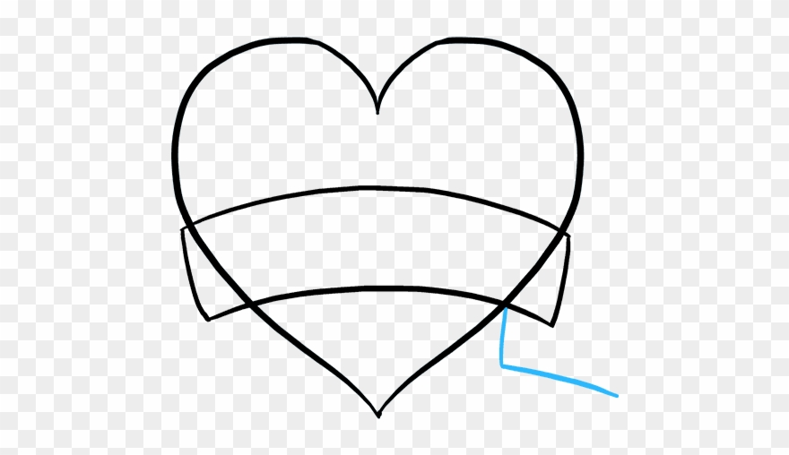 How To Draw Mother's Day Heart Clipart (#2489019).