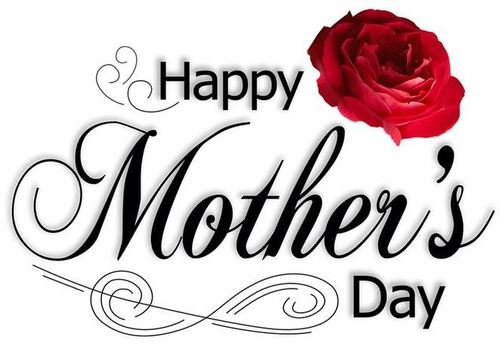 mothers day clipart black and white on We Heart It.