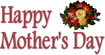 Mother S Day Clip Art Free Black And White.